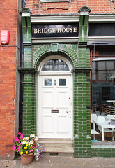 Bridge House and No.16B, Bridge Street, Halesworth, Suffolk