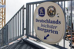 Highest 'beer garden' of Germany