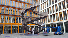Die unendlichen Treppe