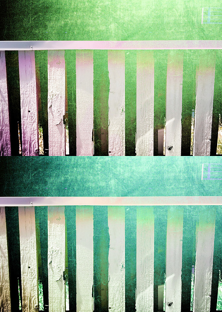 Fence portions
