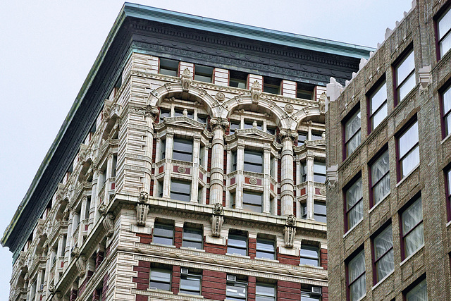 The St. James Building – Broadway at 26th Street, New York, New York