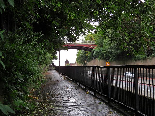 archway bridge, london