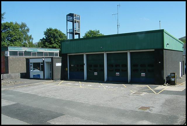 Keswick fire station
