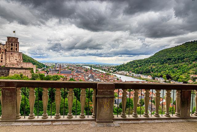 Heidelberg, du Feine - HFF (270°)