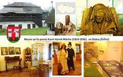 Muzeo pri Karel Hynek Mácha en Doksy