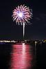 Fireworks over Boston Harbor (Explored)
