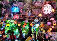 Izmir - lampadari turchi - (492)