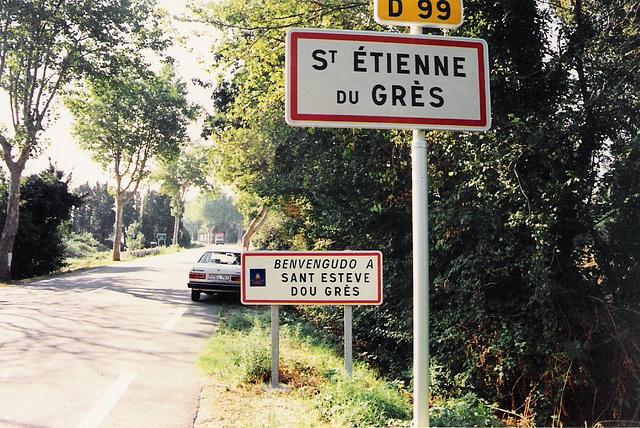 St. Étienne du Grès