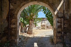 The oil mill ruins of Alikianos