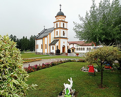 Church of the Nativity of the Most Holy Mother of God in Kneževo