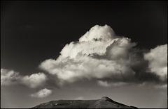 Núvols damunt el Balandrau