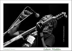Leburn Maddox  ( Gouvy jazz & blues festival 2017)