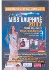 miss Dauphiné 2017