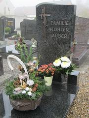 Familiengrab