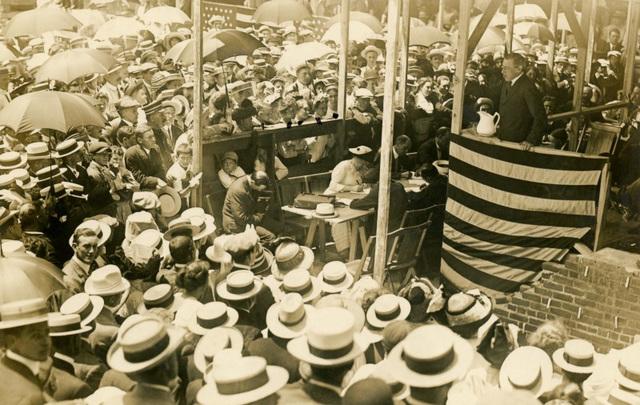 Woodrow Wilson—The Man of the Hour, Atlantic City, New Jersey, 1912