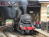 NYMR Pickering North Yorkshire 14th June 2016