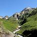 Auf dem Weg zur Brixener Hütte- HFF