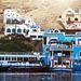 Poblado nubio en el Nilo