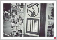 1960 am Kiosk...