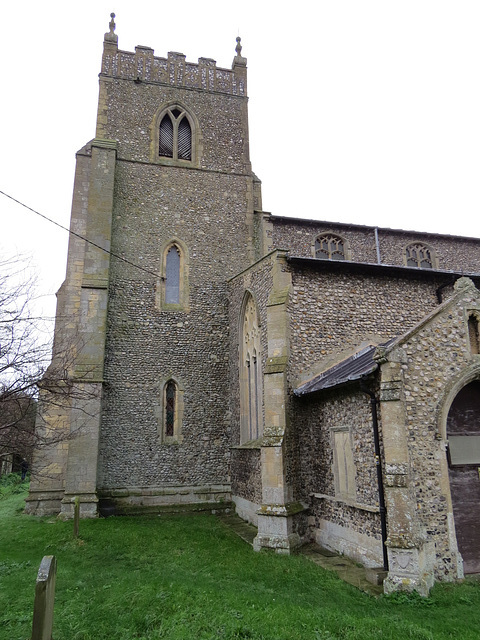 wiveton church, norfolk