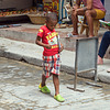 the fashion boy's red lollipop