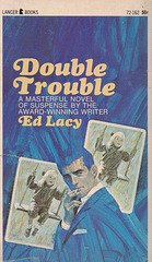 Ed Lacy - Double Trouble