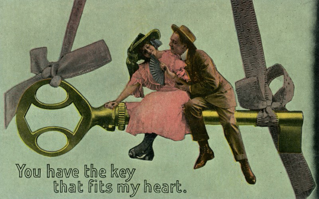You Have the Key That Fits My Heart