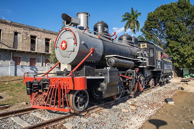Museo Ferroviario Camagüey - 5