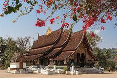 In Luang Prabang