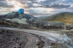 Mina Concordia - 4144 m