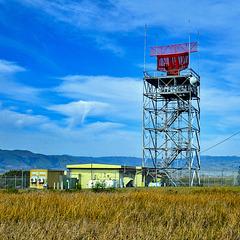 Baylands radar
