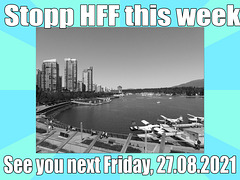 Stopp HFF - False Creek, Vancouver