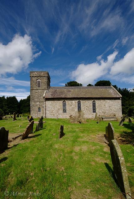 Shelve Church, Shropshire.