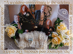 Our 10th Wedding Anniversary is today 26-1-2015 .This was the day 26-1-2005
