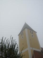 Kirchturm in Leonberg