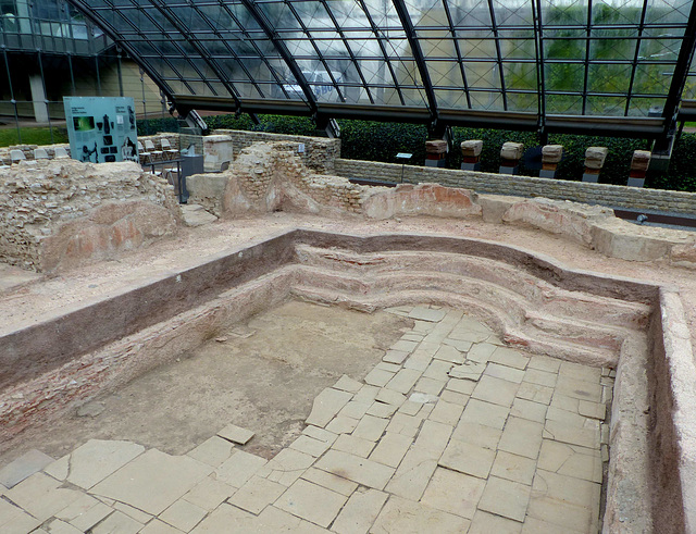 Badenweiler - Roman bath