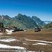Paso de Uspallata - 3832 m