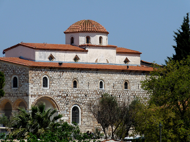 Didim- Restored Orthodox Church