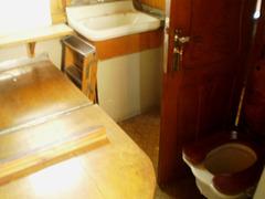 Stalin's private bathroom.