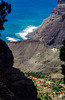 A coastal View in the West of La Gomera