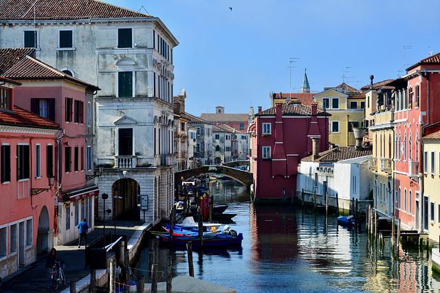 Chioggia 2017 – Canal Veda