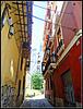 Valencia: calle de las monjas, 2