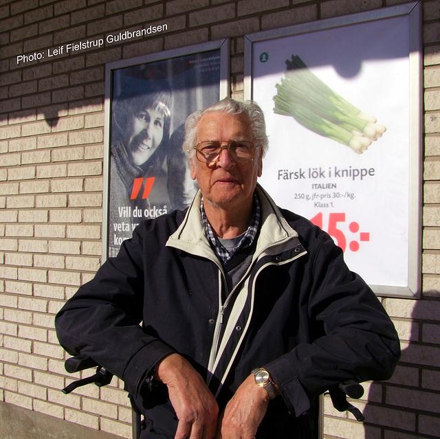 My friend Fritz Nilsson