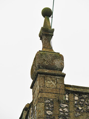 wiveton church, norfolk