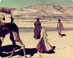 Nomads, Iran, 1977