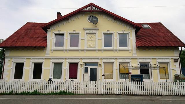 Obergeorgswerder Deich, Haus von 1904