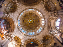 Kuppel des Berliner Doms / Cupola of the Berlin Cathedral