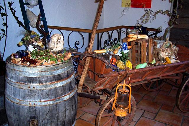 DE - Mayen - inside Hammesmühle restaurant