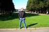 NO - Oslo - me, at Frogner Park