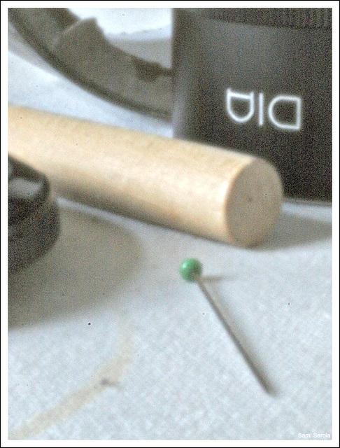 Pinhole image